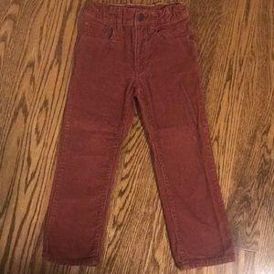 Baby Gap corduroy pants